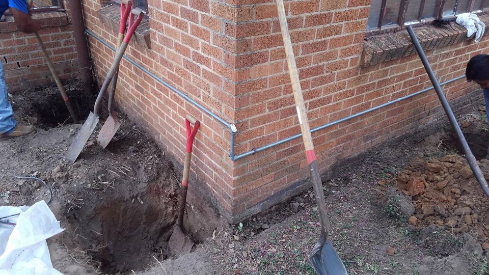 Foundation Repair House Leveling