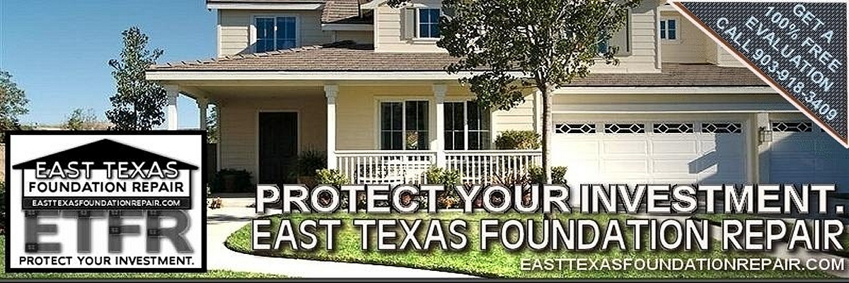 Foundation Repair - House Leveling In Gilmer Texas | East
